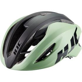 HJC Valeco Road Helmet matt gloss olive black
